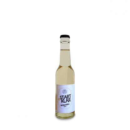 Weinschorle startklar weiss