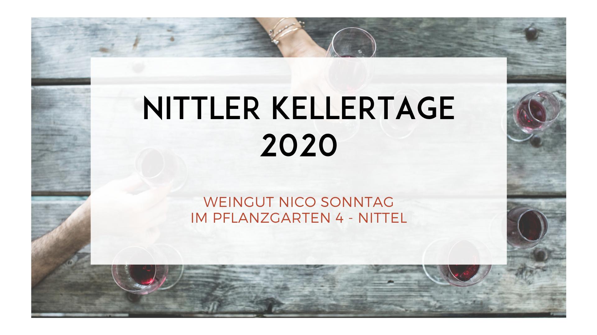 Kellertage 2020